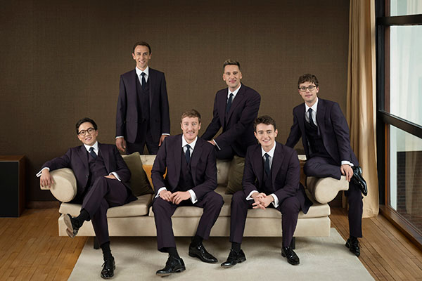 7918357504c The King's Singers   The King's Singers