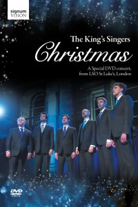 The King's Singers Christmas DVD