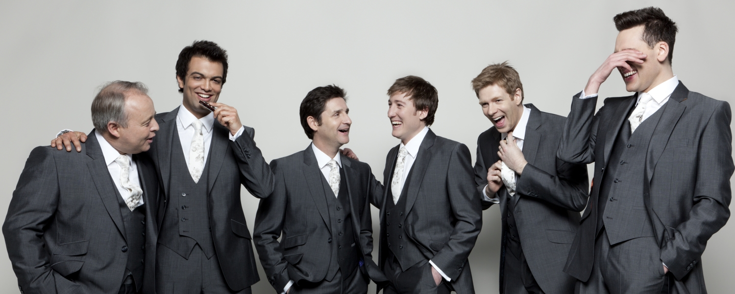 2014-03-31 New Tenor Auditions | The King's Singers