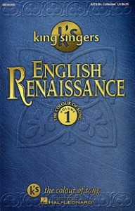 English Renaissance: Colour of Song Volume 1