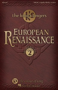 European Renaissance: Colour of Song Volume 2