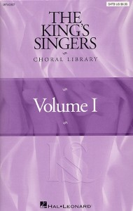 Choral Library Volume 1
