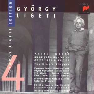 Gyorgy Ligeti Vocal Works