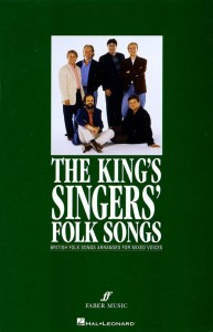 The King's Singers' Folk Songs