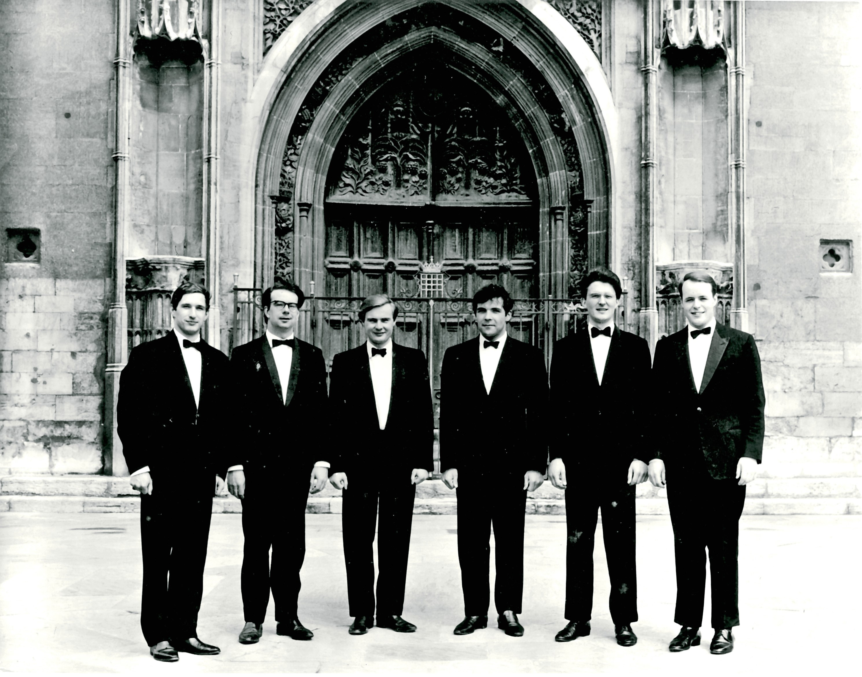 9a0831c8b84 History   The King's Singers