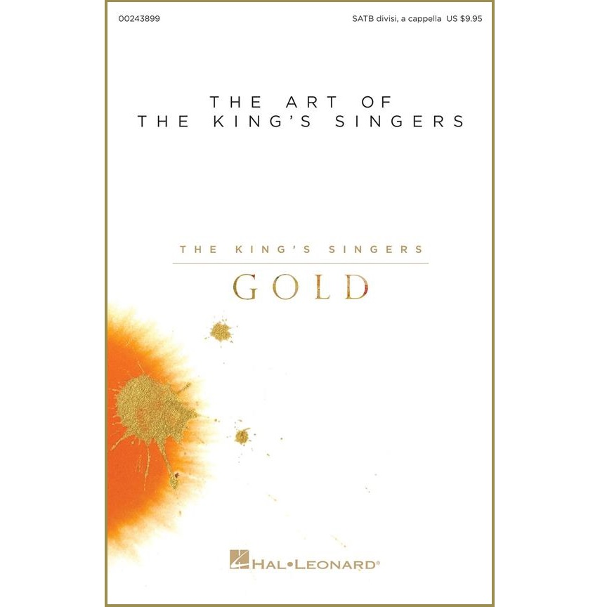 Sheet Music The Kings Singers